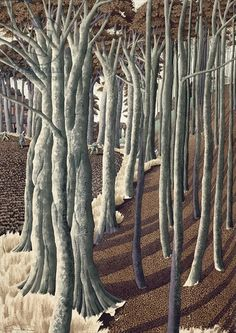 Simon Palmer - Gleaning Solace from a Muddy Field - 1999 Contemporary Landscape, Landscape Art, Landscape Paintings, Landscapes, History Images, Art History, Modern Landscaping, Figurative Art, Home Art
