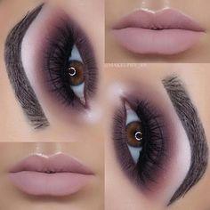 Gorgeous Makeup: Tips and Tricks With Eye Makeup and Eyeshadow – Makeup Design Ideas Wedding Makeup Tips, Eye Makeup Tips, Smokey Eye Makeup, Makeup Inspo, Bridal Makeup, Eyeshadow Makeup, Makeup Inspiration, Makeup Ideas, Makeup Tutorials