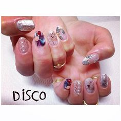 +DISCO NEW nail+ #disco #disconail