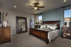 The Landing at Trailside Point, a KB Home Community in Laveen, AZ (Phoenix) REALLY LIKE THE TEAL COLOR -SURPRISE