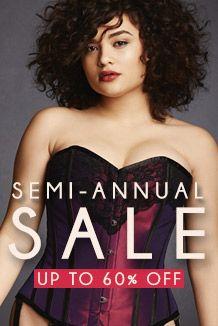 Plus Size Lingerie Sale & Plus Size Lingerie Cheap | Hips & Curves