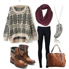 Aprendere a hacer estos sweteres.