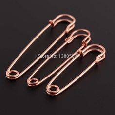 Sewing Tools, Sewing Crafts, Gold Safety Pins, Rose Gold Color, Pincushions, Women's Earrings, Brooch Pin, Bobby Pins, Hair Accessories