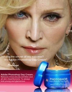 Photoshop Day Cream.