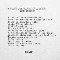 Who Am I Poems & Who Do I Choose To Be - SHILOW