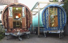 these things are amazing. Greg Gypsy Caravans. http://www.gregsgypsybowtops.co.uk/