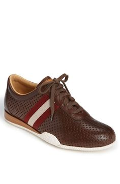 Bally 'Free' Leather Sneakers
