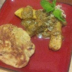 Hara Masala Murgh @ Allrecipes.com  -- Delicious, even with the substitutions I had to make!!