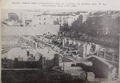Budowa szkoły przy ul. Lipowej w 1939 r., ukończono w 1948 r. zródło; Dzieje Lublina 1975 r. oraz facebook.com Ul, 1975, Poland, Paris Skyline, Facebook, Travel, Outdoor, Historia, Viajes