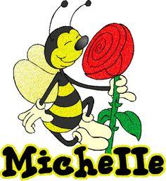 Michelle name graphics