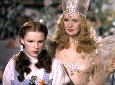Wizard of Oz Glinda | The Wizard of Oz Dorothy And Glinda