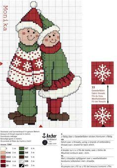 Gallery.ru / Photo # 28 - la Saint-Sylvestre. - VESNARED Xmas Cross Stitch, Cross Stitch Letters, Cross Stitch Kitchen, Cross Stitch Baby, Cross Stitch Charts, Cat Cross Stitches, Cross Stitching, Cross Stitch Embroidery, Embroidery Patterns