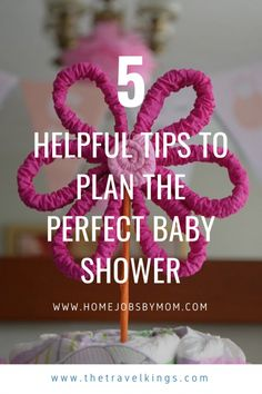 A baby shower should be filled with surprises for the mom-to-be & fun activities for the guests. Here are a few ways to become the best host ever!