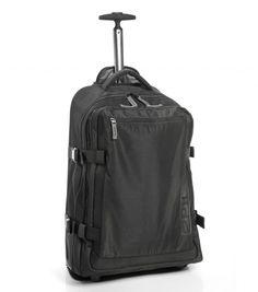 epic Explorer Backpack Trolley 64cm black