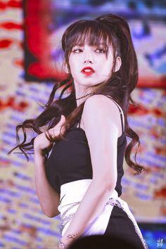 Kpop Girl Groups, Kpop Girls, Xuan Yi, Cheng Xiao, Kawaii, Korean Name, Asian Celebrities, Cosmic Girls, Asian Beauty