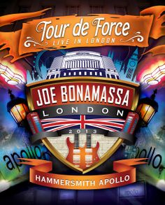 Tour de Force: Live in London Hammersmith Apollo DVD – Rock & Roll Night