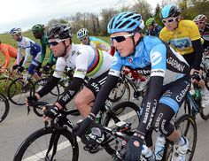 Dan Martin and Mark Cavendish on stage one of the 2012 Tour de Romandie  Right Place & Right Time http://pexan.acnrep.com/v.asp?I=12144167590B1B