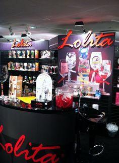 The #crgibson Lolita set-up in Atlanta!