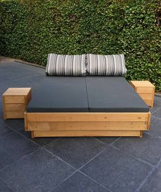 loungeset, kussens op maat , maatkussens Outdoor Furniture, Outdoor Decor, Bed, Home Decor, Decoration Home, Stream Bed, Room Decor, Beds, Home Interior Design