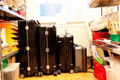 Rimowa luggage set?