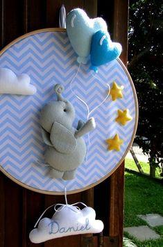 adornos para cuarto de bebe varon