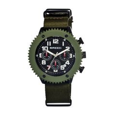 Breed 1504 Decker Mens Watch   Your #1 Source for Watches and Accessories