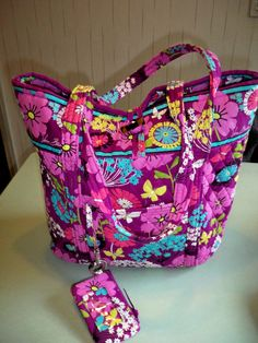 Vera Bradley Women s Totes and Shopper Bags 8dcbef81eb614