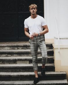 men's street style outfits for cool guys Style Outfits, Mode Outfits, Fashion Outfits, Ootd Fashion, Womens Fashion, Fashion Photo, Fashion Tights, Man Fashion, Fashion Hair
