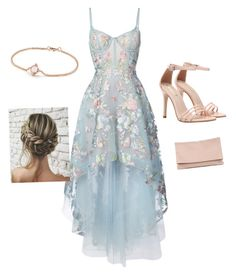 """""""Ooh"""" by isahaggarty on Polyvore featuring Notte by Marchesa, Sole Society and David Yurman"""