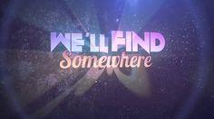 "Shiny Toy Guns - ""Somewhere to Hide"" (Lyric Video)"
