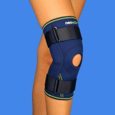RD52A NeoActiv Rodillera estabilizadora con articulación polocéntrica indicada para el dolor articular, bursitis rotuliana, tendinitis, lesiones rotulianas, prevención de luxaciones, rehabilitación postraumática y post-operatoria, lesiones de ligamentos laterales de rodilla, inestabilidad capsulo-ligamentosa. #salud #deporte #ortopedia