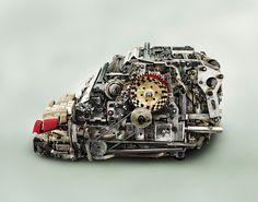 Antique Complex Machines