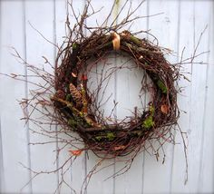 Forage your wreath ingredients - there are lots out there!