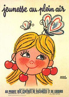 Hervé Morvan Illustration #1970s