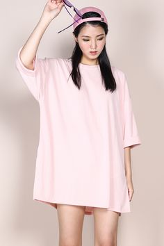oversized-tshirt-dress-pink2