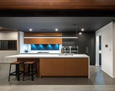QUAY - Renovation - Brisbane, Australia - Big House Little House Residential Building Design, Boutique Homes, Big Houses, Table, Furniture, Brisbane Australia, Home Decor, Pools, Kitchen Ideas
