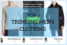 Top 3 Trending Men s Clothing We get a lot of questions on what thesocial part of social shopping network means for Flerika. How does one socialize on an online shopping website? Well for us, it means having the ability toLike,Buy, Want, or Have the item.Once a product gets added to Flerika, you ll notice four buttons when you hover over it:Like, Want, Buy, and Have. Any time that another user likes the product you ve added, they can cl