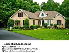 Envision #landscaping is the best #Residential Company with experienced and well-skilled team members. We specialize in both soft cape and hard cape work. https://bit.ly/2IwmVhR