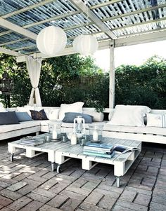 Outdoor Decor - lookslikewhite Blog - lookslikewhite