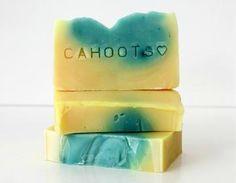 Lemon Cilantro Soap