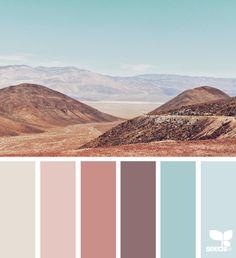 { color wander } | image via: @mintandpopcorn