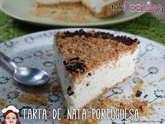 Conoce la famosa tarta de nata portuguesa, postre frío, sencillo y sorprendente. Entra y preparala con nuestra receta fácil paso a paso.