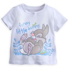 Thumper Tee for Baby | Tees, Tops & Shirts | Disney Baby | Disney Store