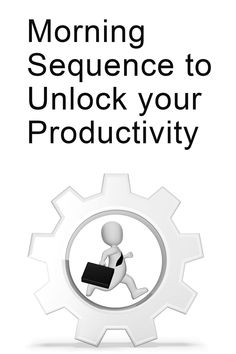 Learn how to unlock your productivity. Learn this proven morning routine that will set up your mind and body for a productive day. Join here for free. Affiliate Marketing, Online Marketing, Landing Page Builder, Cv Design, Productive Day, Morning Ritual, Time Management, Tool Box, Productivity