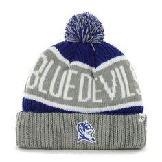 d98f9237f8784 Duke Blue Devils Gray Cuff