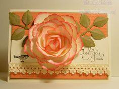 Valita's Designs & Fresh Folds: Making punch art Peony flowers