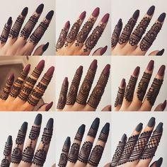 Henna Hand Designs, Simple Mehndi Designs Fingers, Mehndi Designs For Girls, Mehndi Designs For Beginners, Stylish Mehndi Designs, Mehndi Design Pictures, Latest Mehndi Designs, Finger Mehndi Design, Best Arabic Mehndi Designs