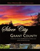 Silver City, NM.  This little town is only 3 hours away from us.  It's a great weekend get-away with many thrift shops.