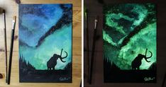 This Artist Paints With Light And It Looks Dazzling | Bored Panda