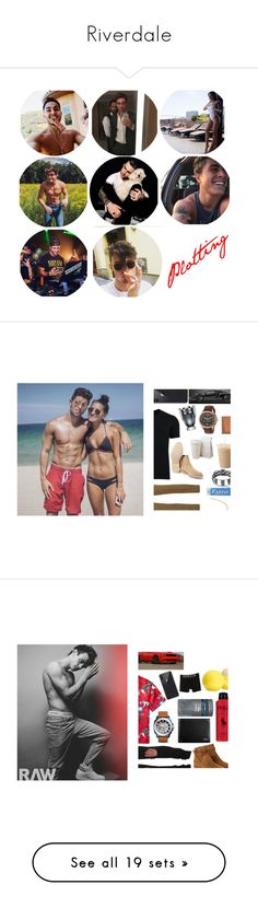"""Riverdale"" by the-crazy-anons ❤ liked on Polyvore featuring beauty, Dolce&Gabbana, Paul Smith, Paco Rabanne, Michael Kors, Levi's, Vance Co., Lord & Taylor, AMIRI and R.M.Williams"